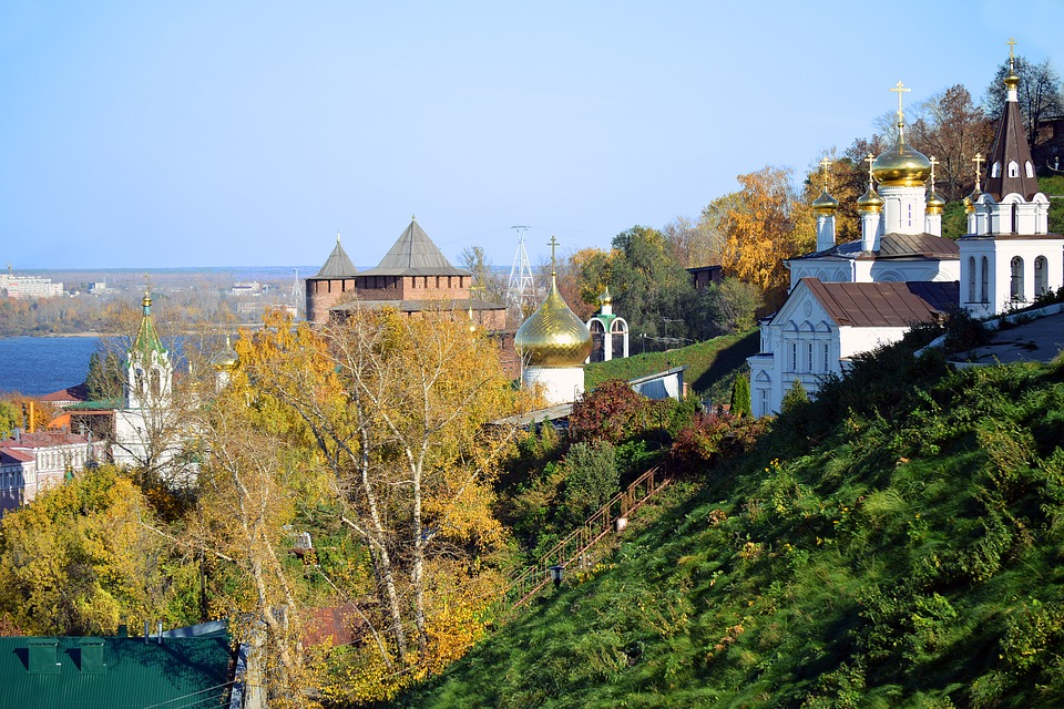nizhny-novgorod, top attraction sites in the host cities