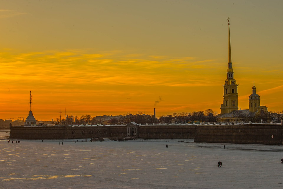 st petersburg, top attraction sites in the host cities