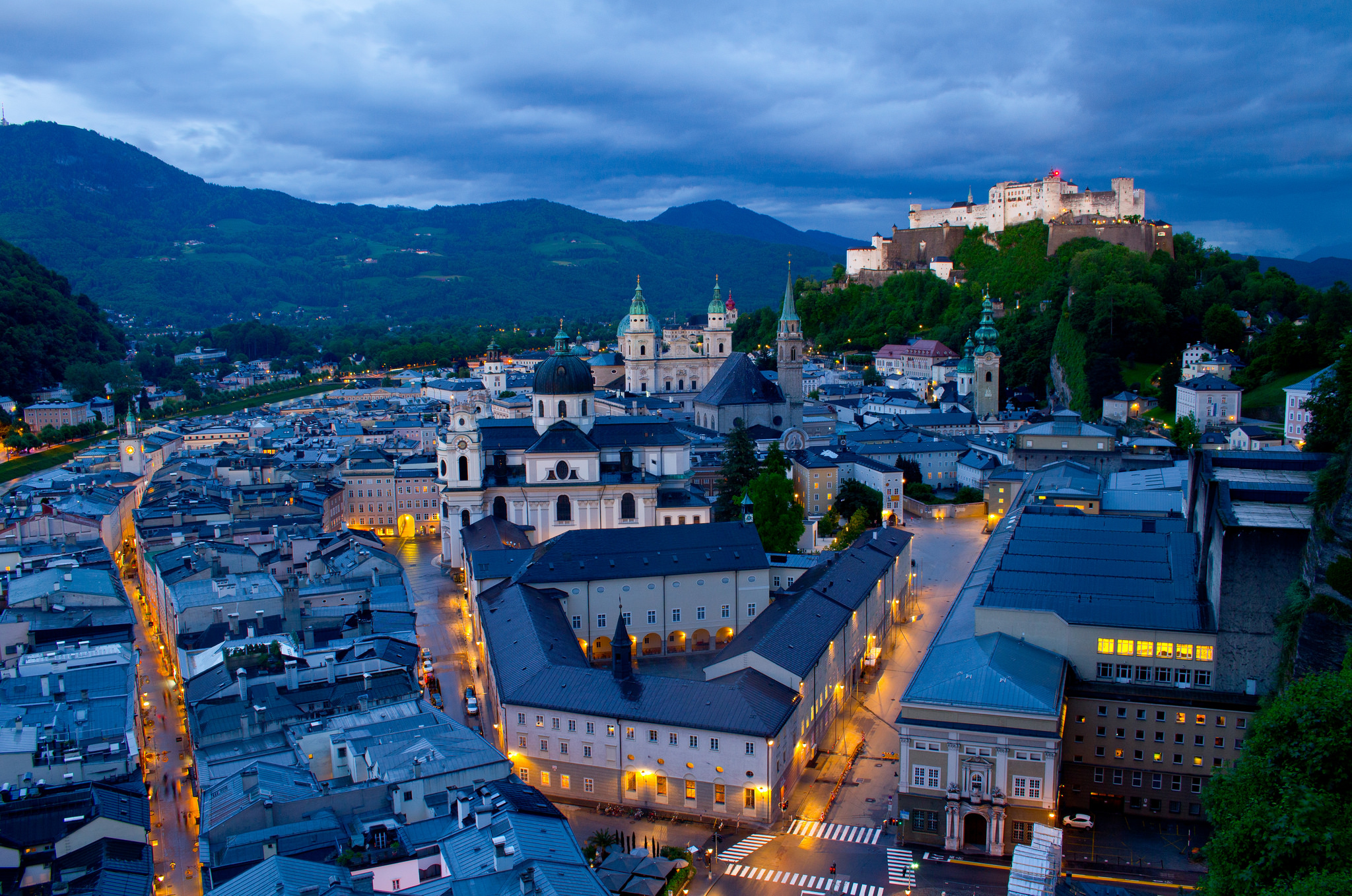 Salzburg ГЎustria