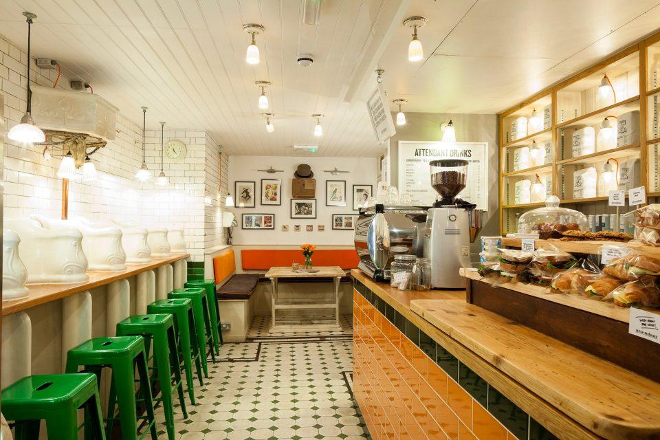 Attendant Cafe