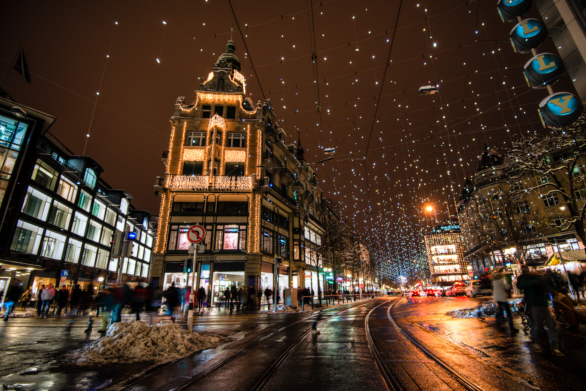 Bahnhofstrasse,Top things to do in Zurich for the perfect break!
