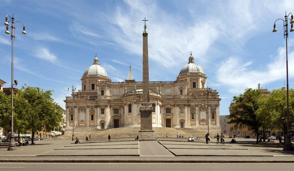 Basilica di Santa Maria Maggiore, Oscar nominated movies