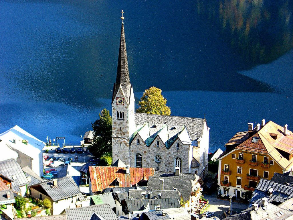 Hallstatt Lutheran Church, things to do in Hallstatt