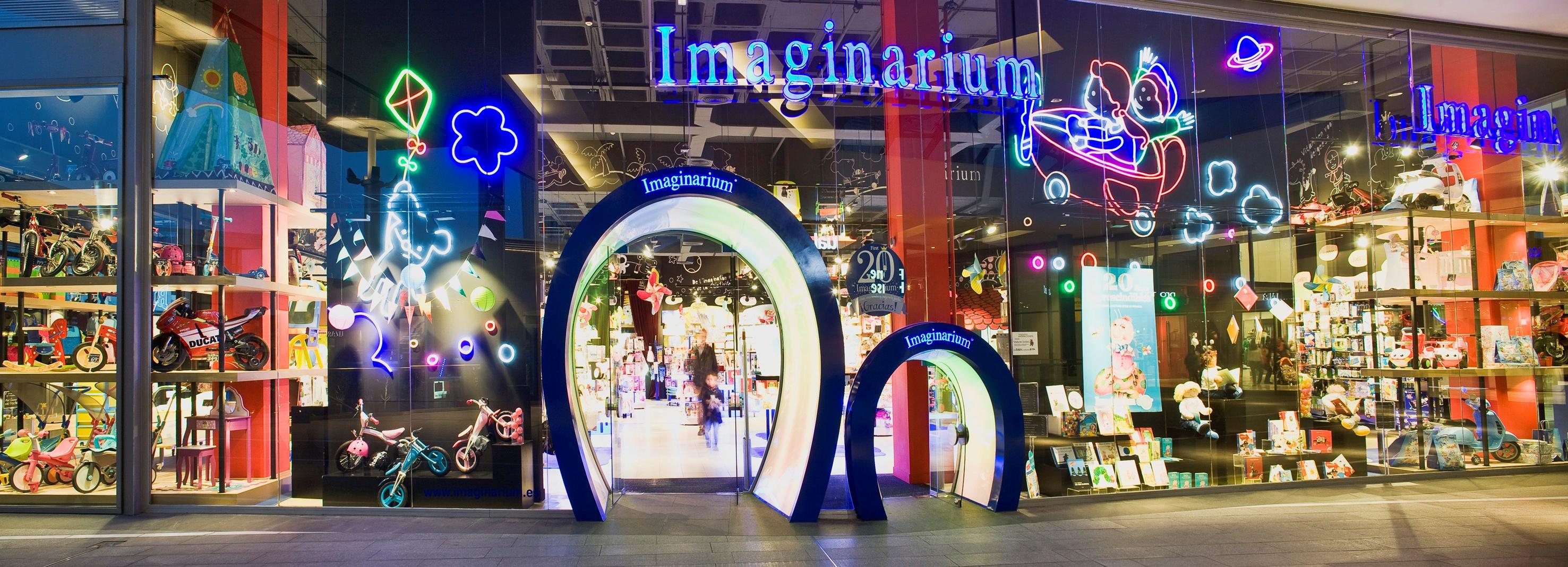Imaginarium,places to shop in Spain