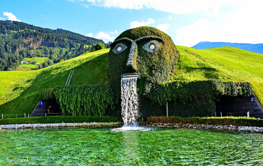 Swarovski Kristallwelten, unusual things to do in austria