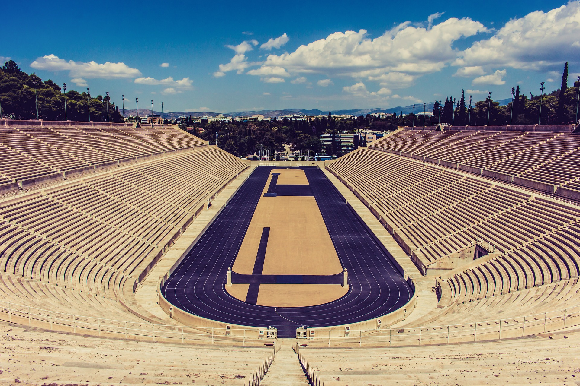 Panathenaic Stadium,offbeat things to do in Athens