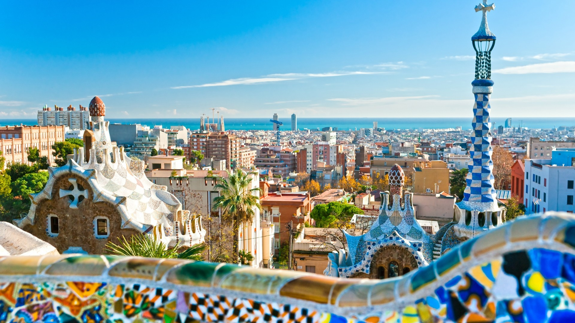 Parc Güell,things to do in Barcelona