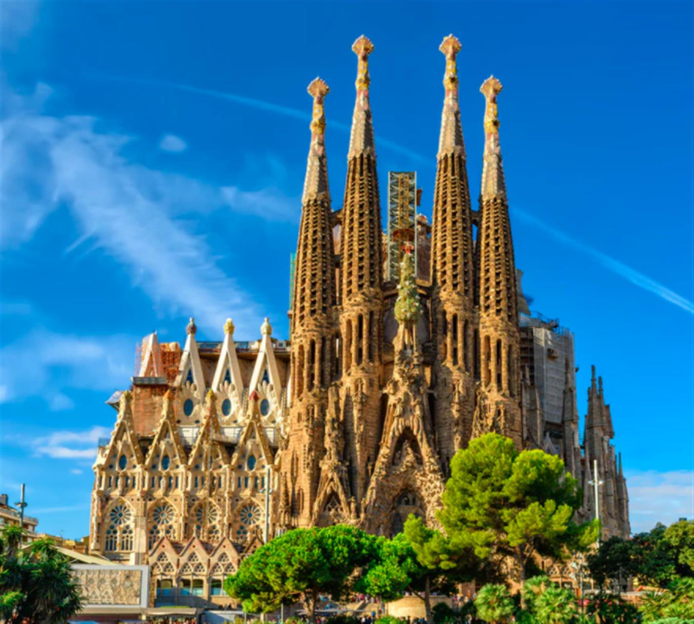 Sagrada Família,Top things to do in Spain