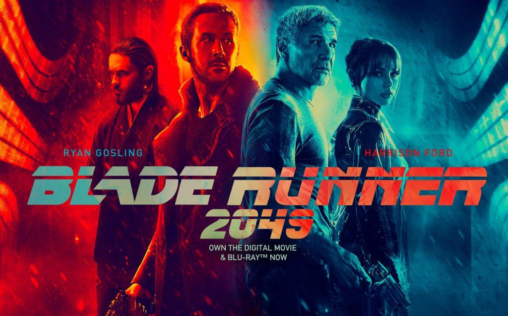 bladerunner, Oscar nominated movies