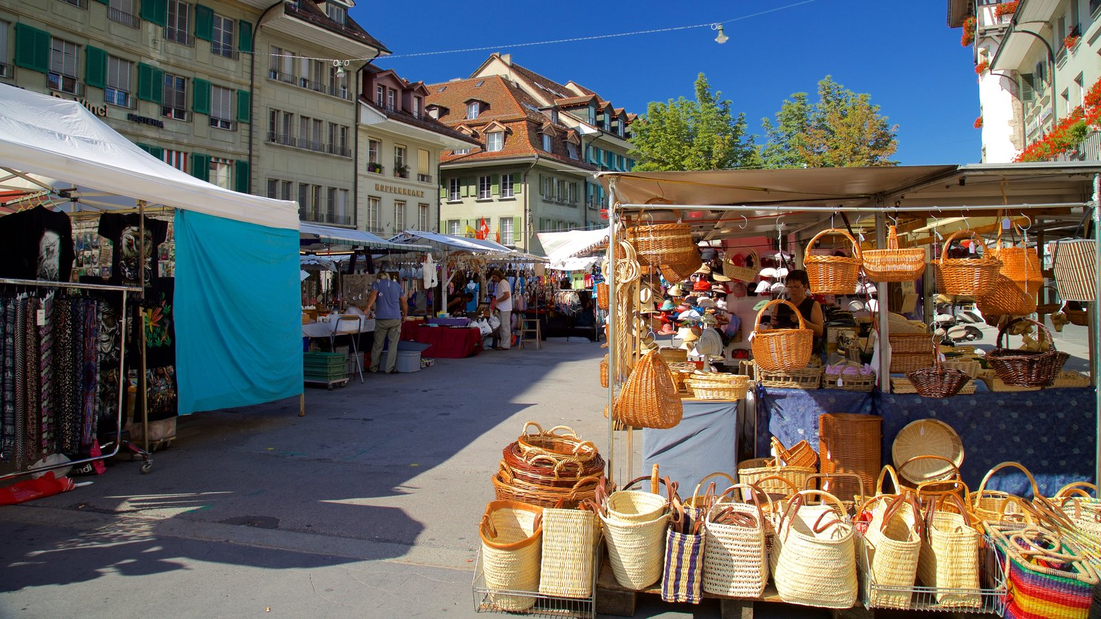 Interlaken, Top places to shop in Switzerland