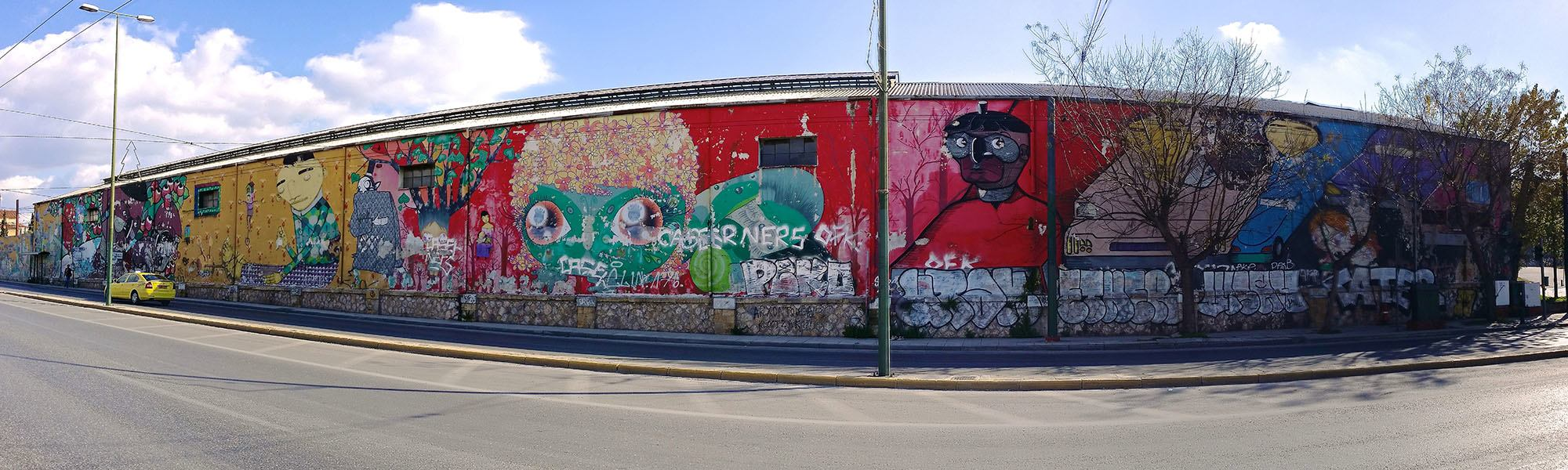 Pireos Street,offbeat things to do in Athens