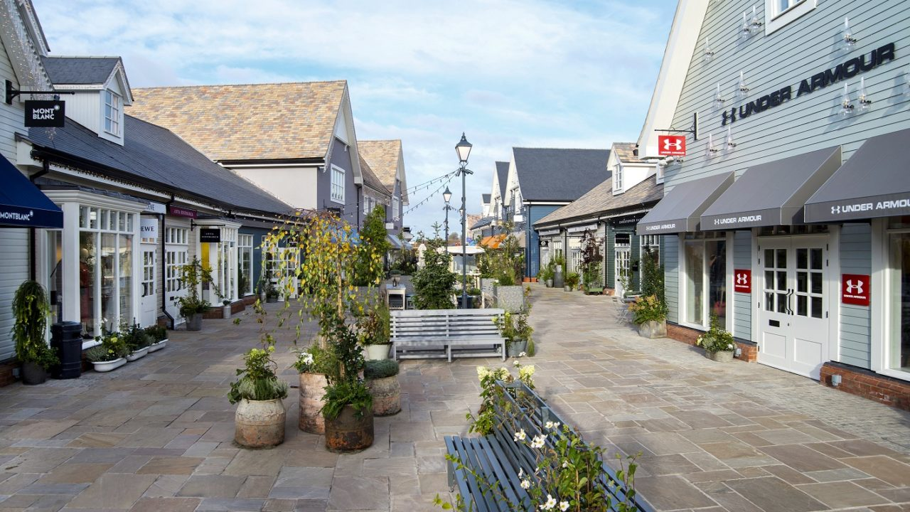 bicester-village, places to shop in the UK