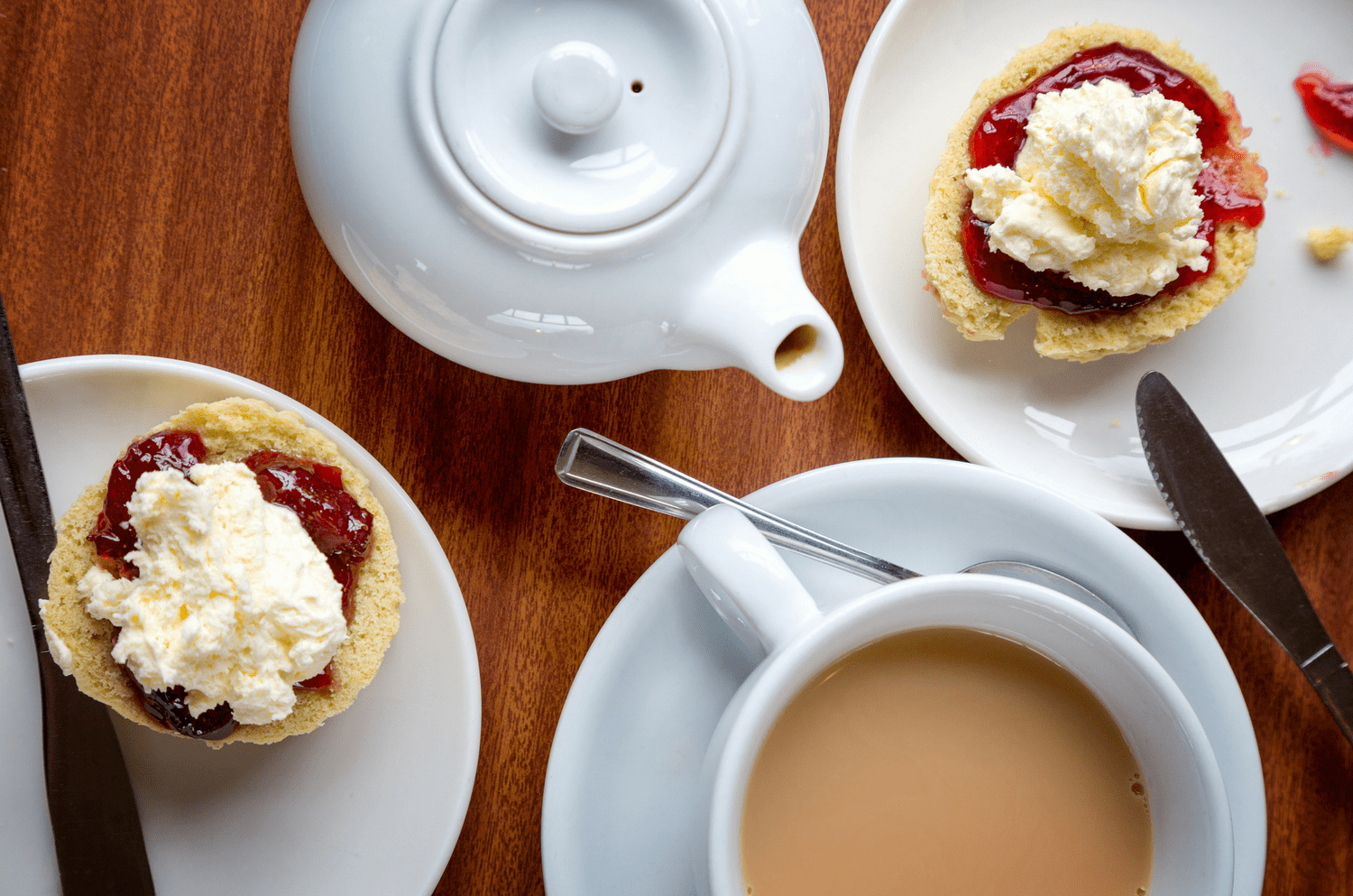 Cream tea,Top must-eats in the UK
