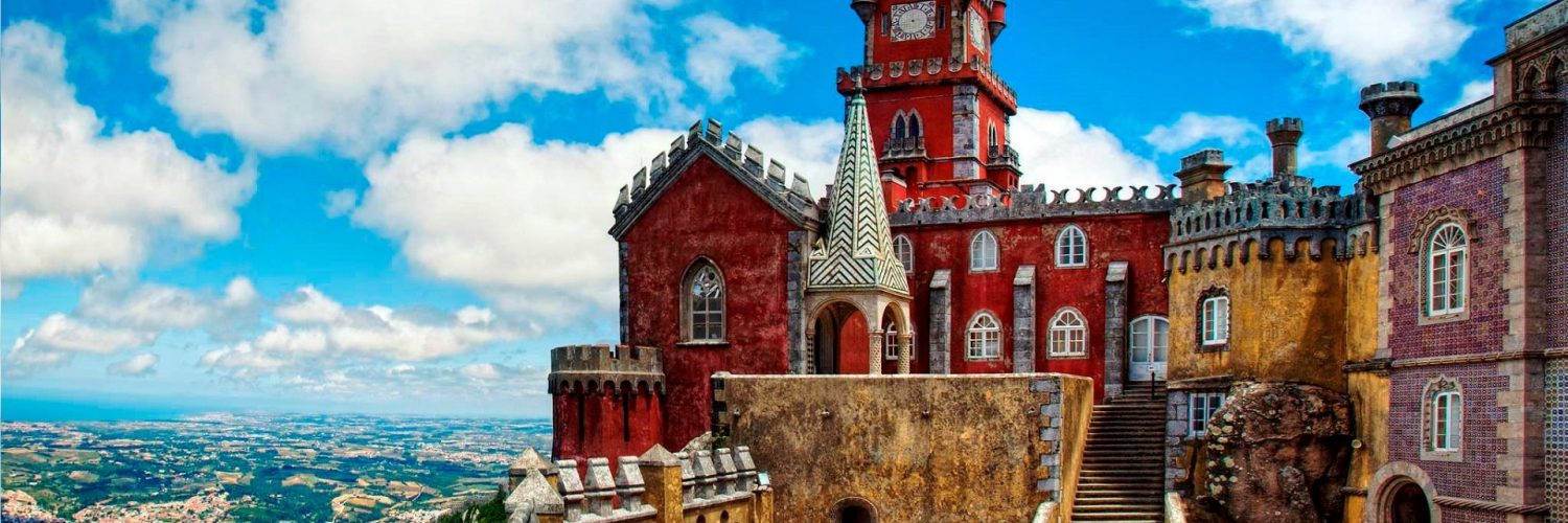 Sintra,places to visit in Lisbon