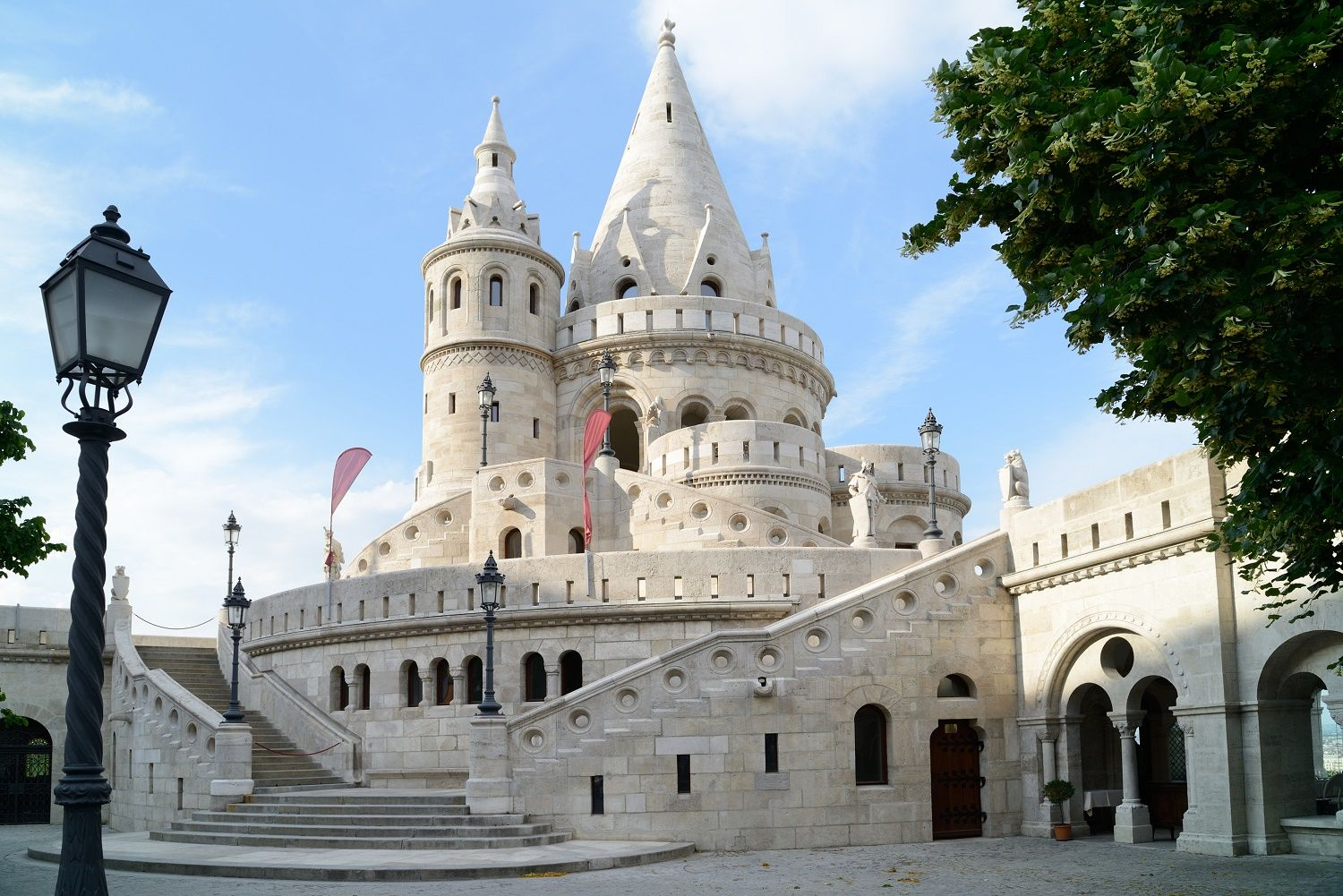 Fisherman's Bastion,free things to do in Budapest