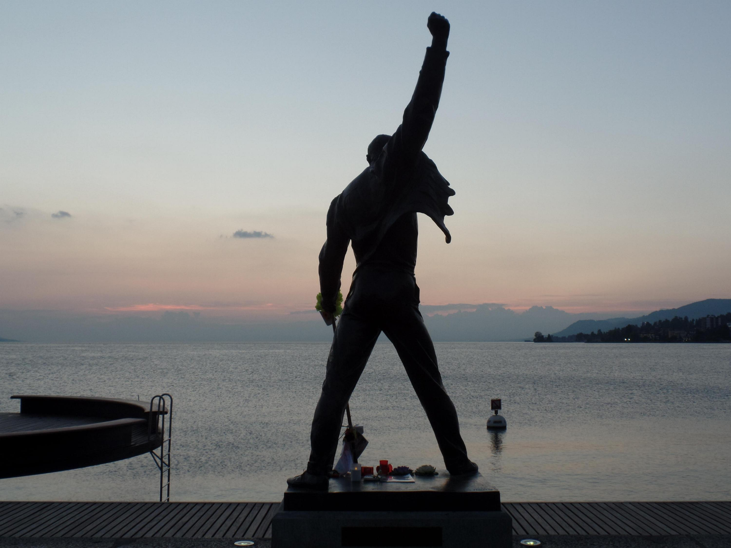 Freddie Mercury Statue,things to do in Montreux