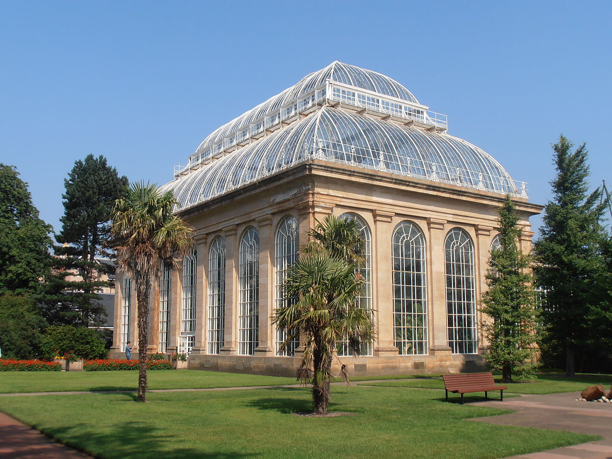 The Royal Botanic Garden,Top free things to do in the UK