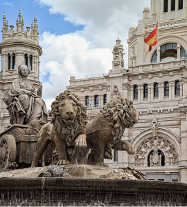 Plaza de Cibeles,things to do in Madrid