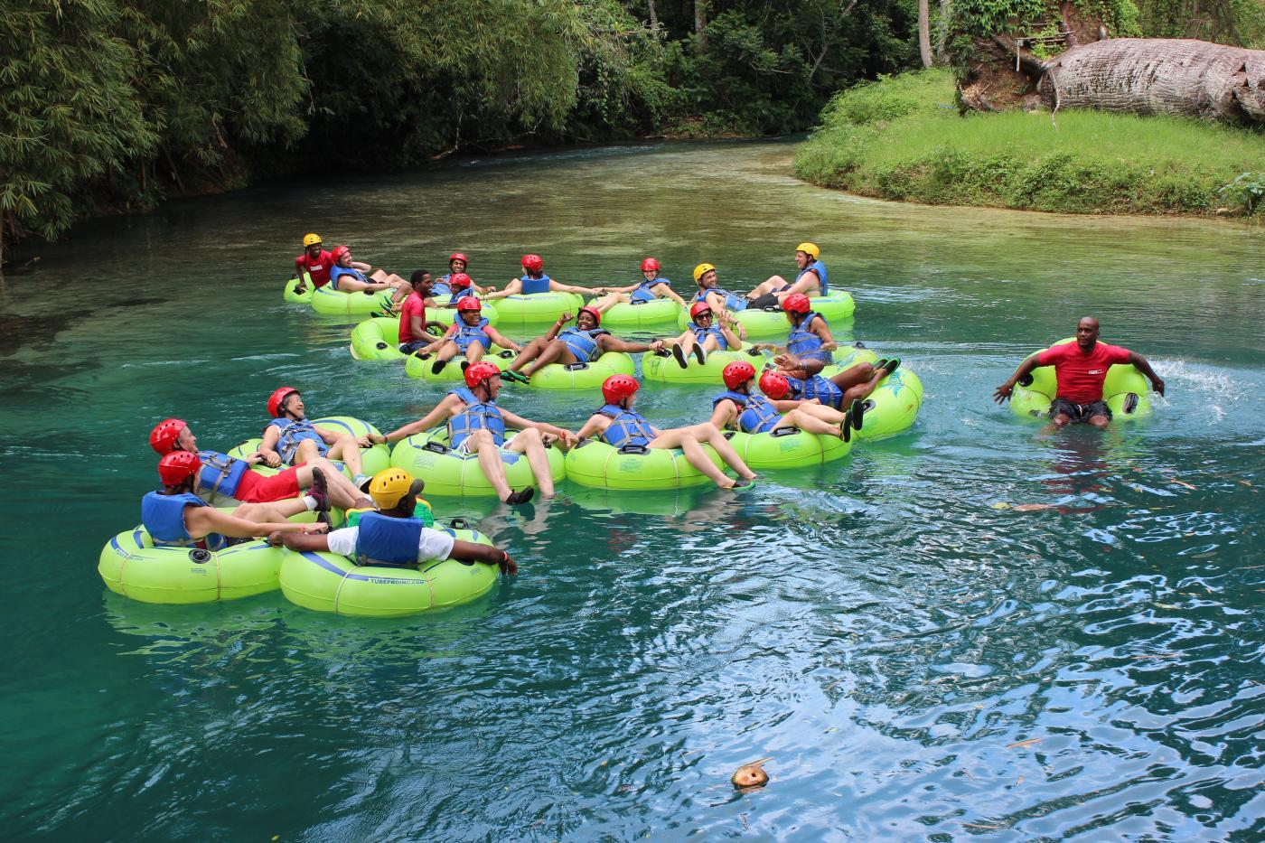River Tubing,best adventurous activities in the UK