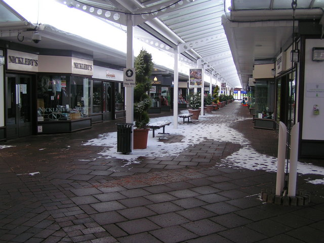The Festival Park, places to shop in the UK