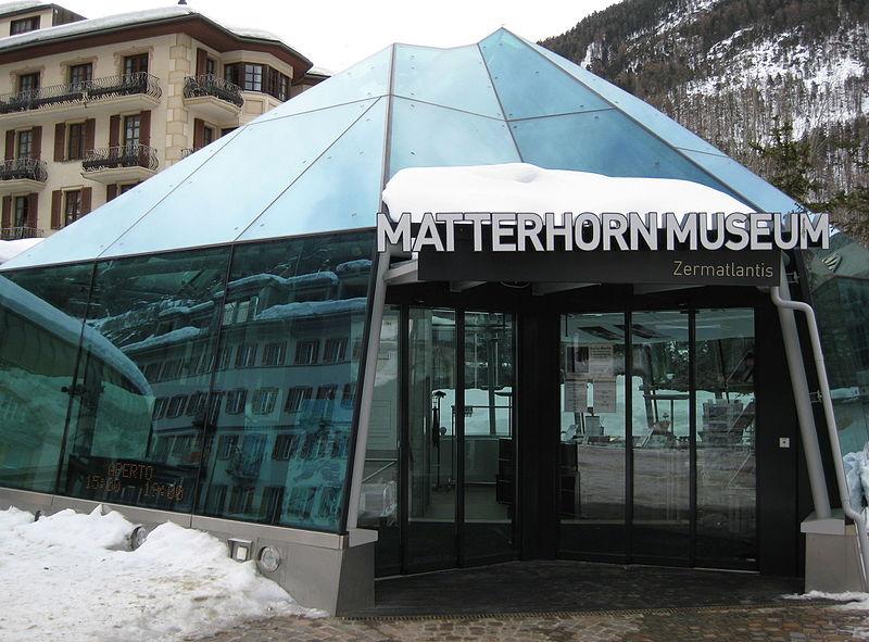 Zermatlantis Matterhorn Museum,Top places to visit in Zermatt