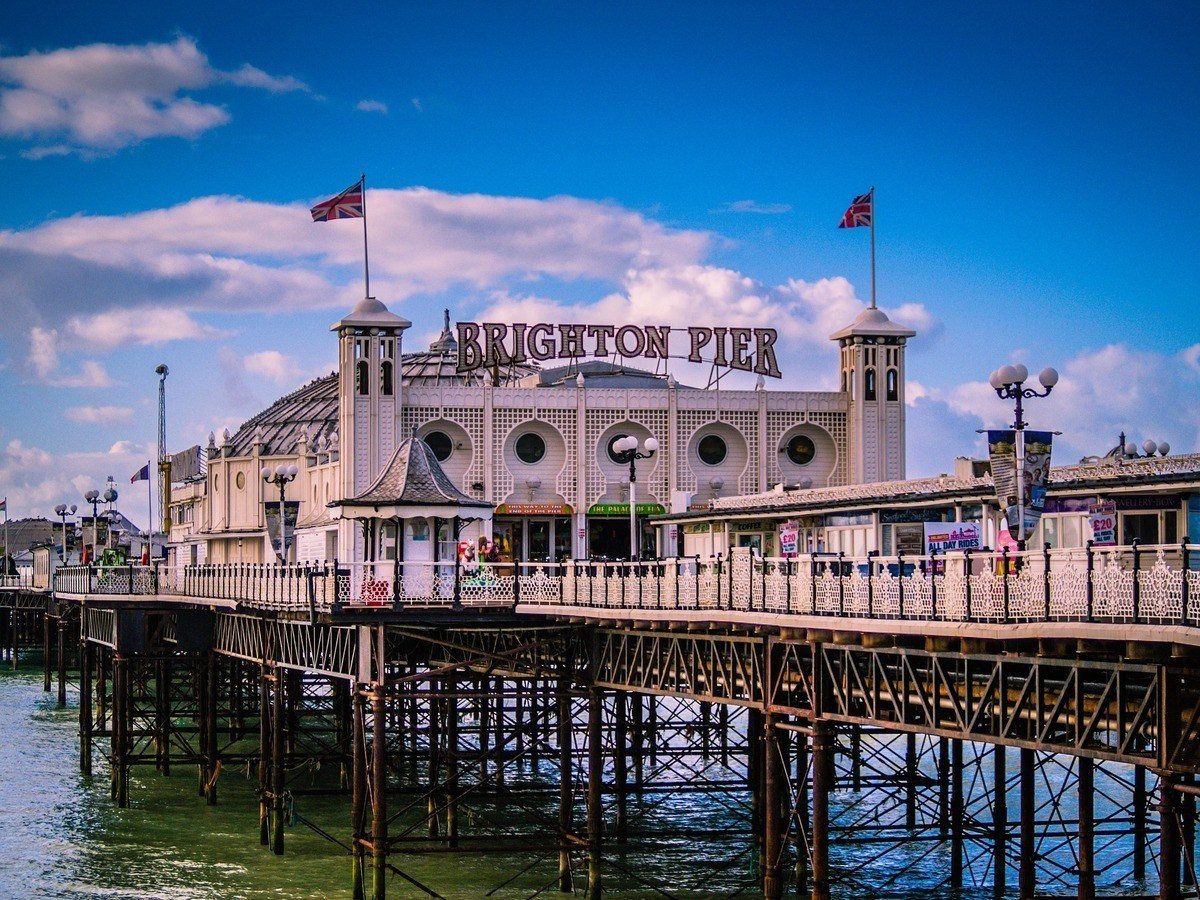 Brighton, places to shop in the UK