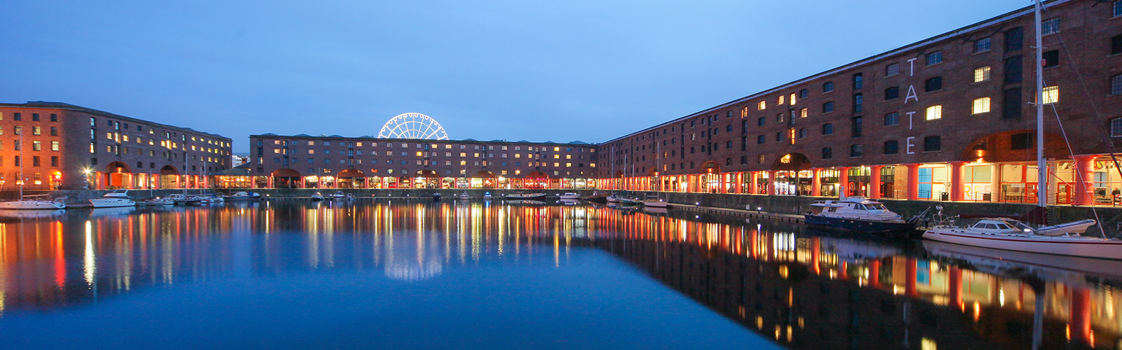 Albert dock,The Champions
