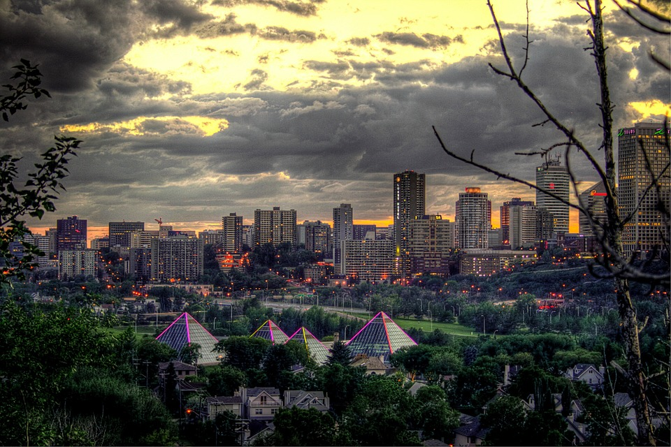Edmonton,places to visit in June