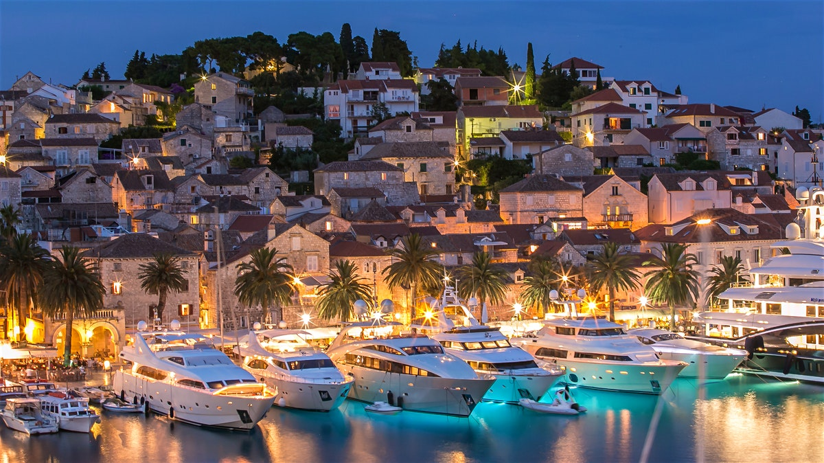 Hvar Town,things to do in Croatia