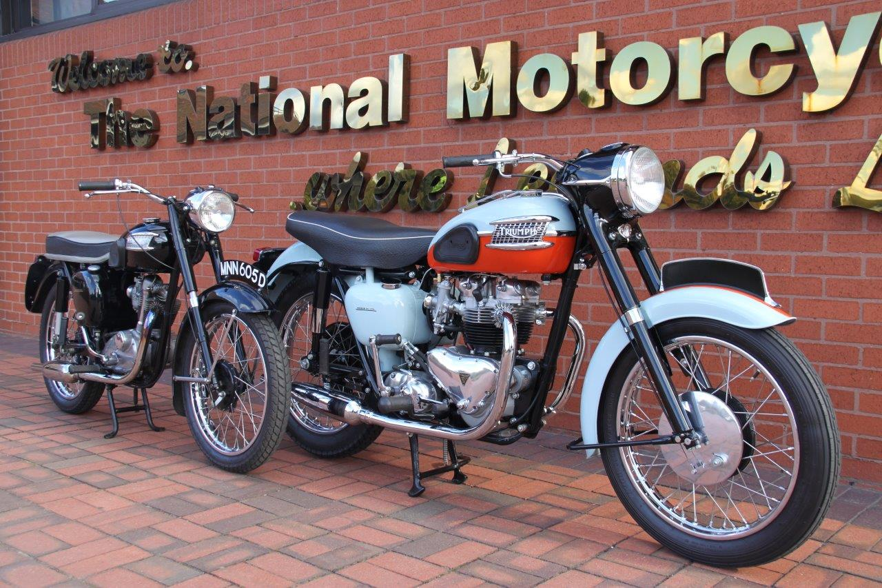 National Motorcycle Museum,best places to visit in the UK