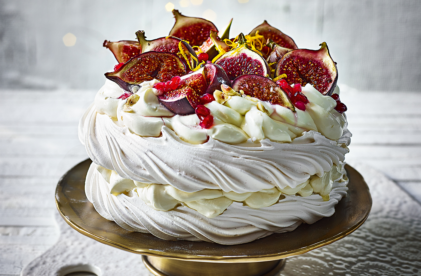 pavlova,must eats in Australia