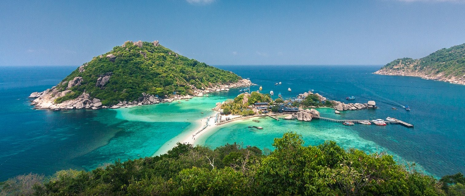 Koh Nang Yuan,things to do in Thailand