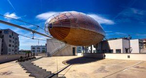 Gulliver Airship