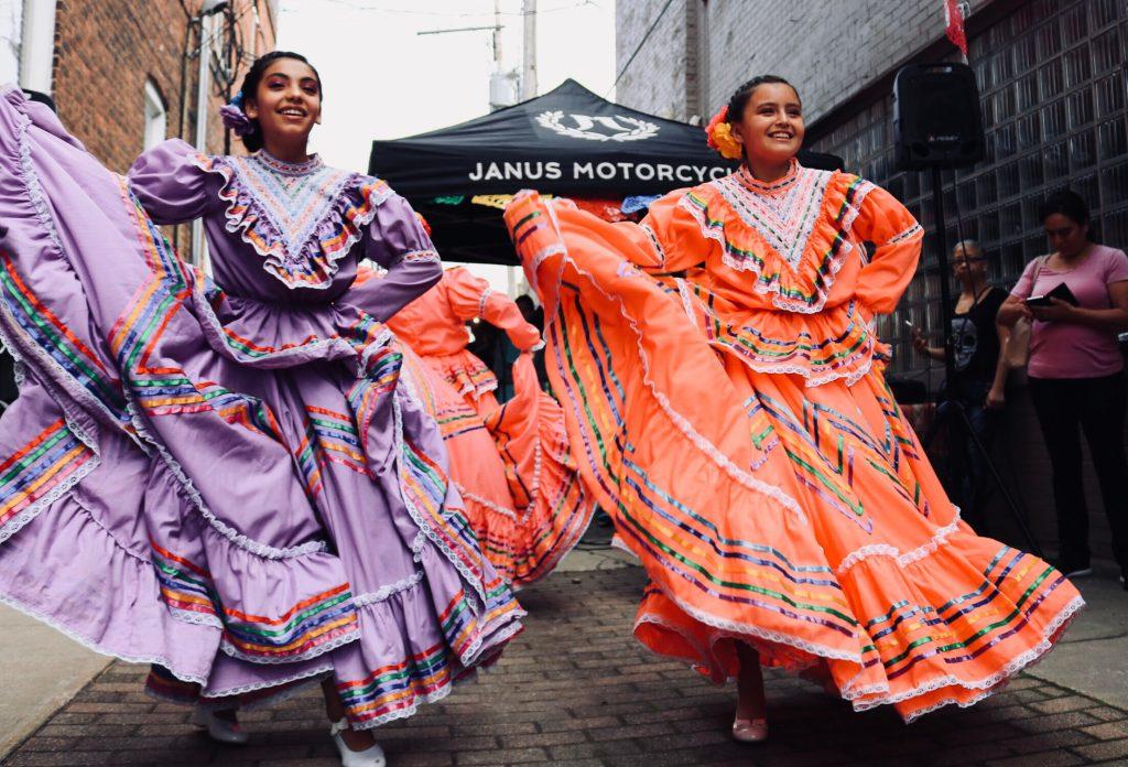 Free flamenco show