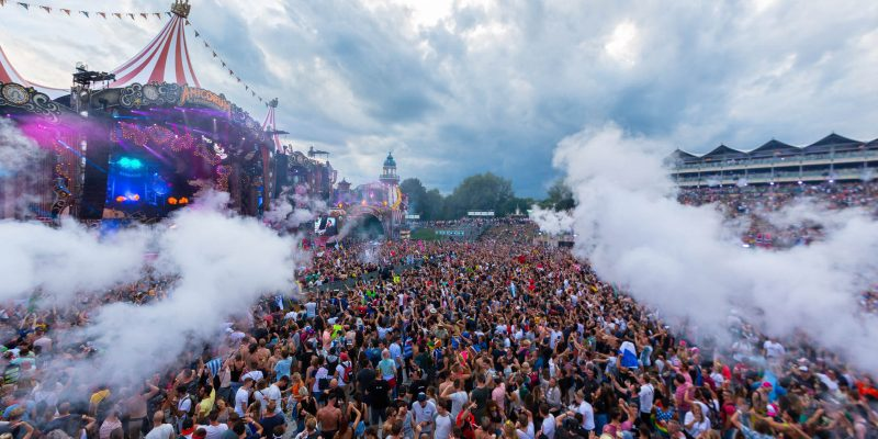 Tomorrowland Music Festival