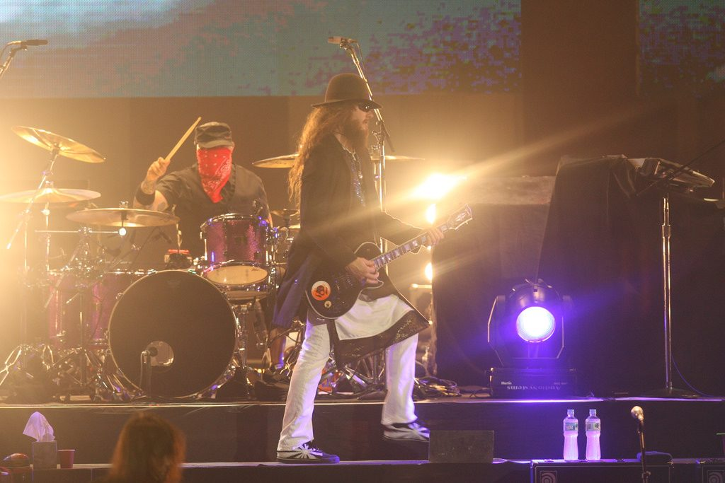 Guns n' Roses in Rock in Rio