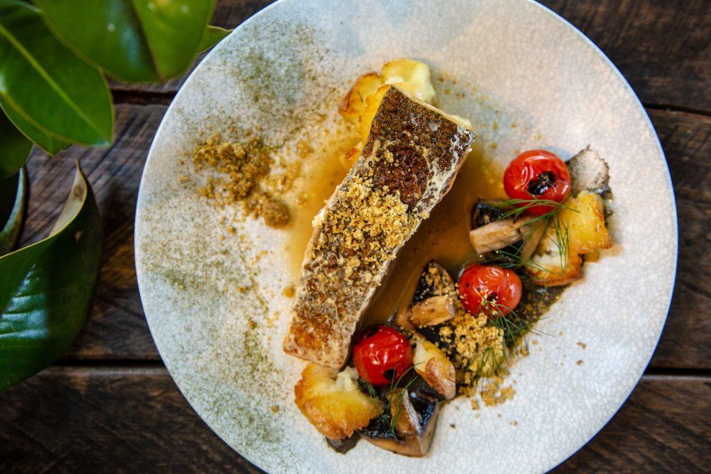 Gourmet food at Ristorante Michel'angelo