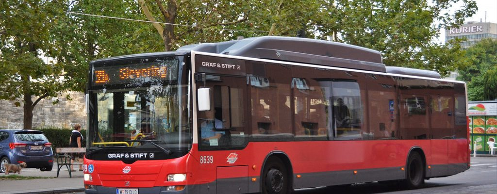 vienna autobus