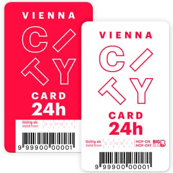 vienna travel cards