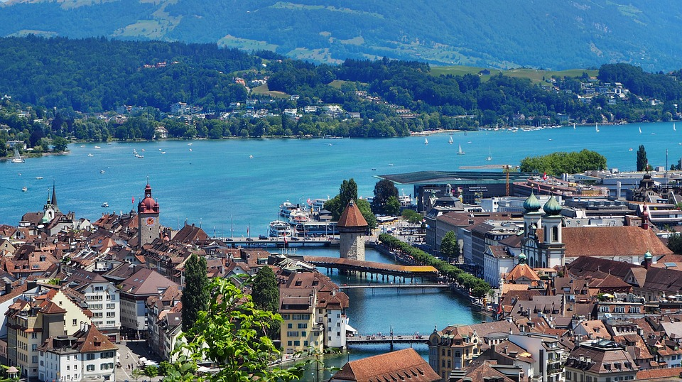 8 day itinerary italy switzerland