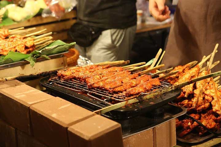 food street thailand