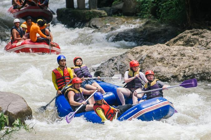 River Rafting Sondprak Thailand
