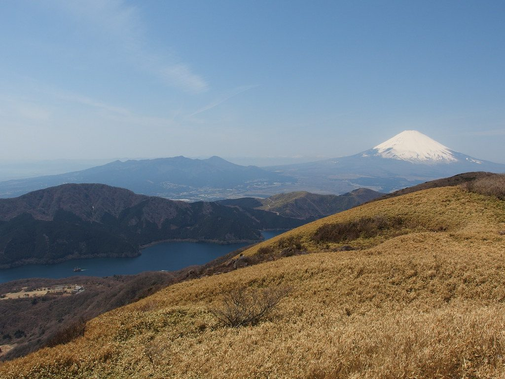 This image has an empty alt attribute; its file name is hakone-hiking-japan-1024x768.jpg