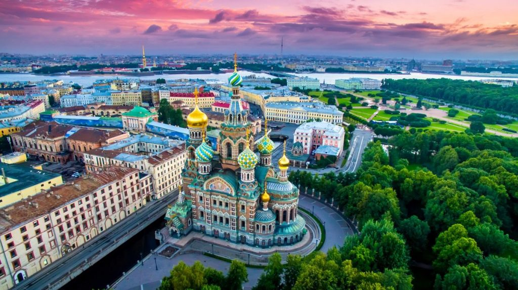 Russian tourist visa for indians-To Saint Petersburg and the Leningrad Region