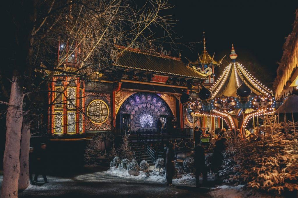 Top attractions in Copenhagen-Tivoli Gardens, Torvehallerne market, and Norrebro